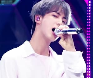 army, jin, and gif image
