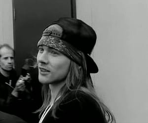 axl rose, Guns N Roses, and musician image