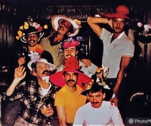 Freddie Mercury, funny, and mustache image
