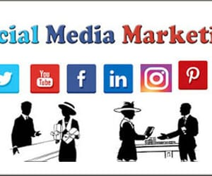 business, promotion, and digital marketing image