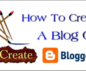 create blogger, create blogger account, and create blogspot image