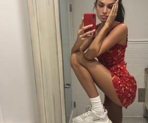 body, thin, and fashion image