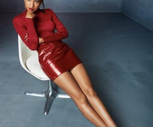 fashion, red, and willow smith image