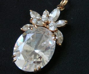 vintage fashion, cubic zirconia, and fashion accessories image