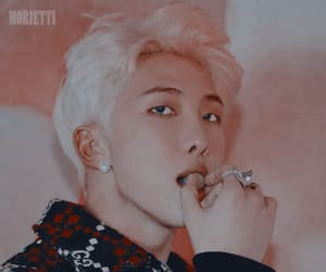 rm, bts, and persona image