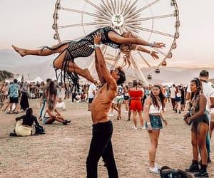aesthetic, boyfriend, and coachella image