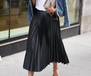 black, fashion, and Hot image