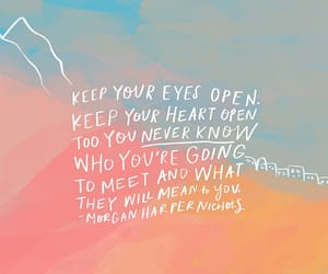 illustration, inspiration, and quote image