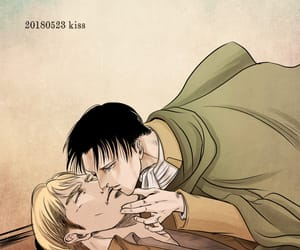 snk, erwin smith, and あいこ image