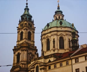 church, czech, and dome image
