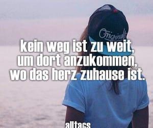 deutsch, zitat, and herz image
