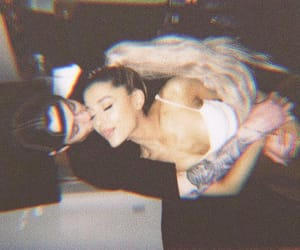 ariana grande, pete davidson, and couple image