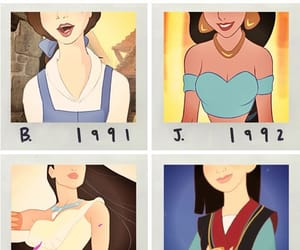 disney, disney princess, and girl power image