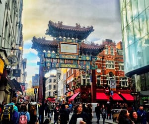 chinatown, london, and Londres image
