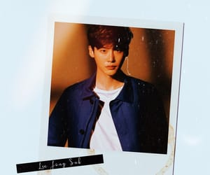 background, iphone, and lee jong suk image