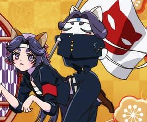 anime, gif, and sarazanmai image