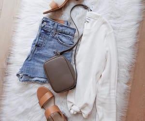 fashion, heels, and levi's image