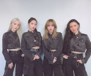 girl group, kpop, and solar image