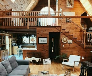 aesthetics, architecture, and cabin image