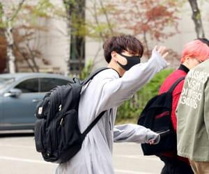 bts, kim namjoon, and park jimin image