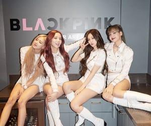 girls, lisa, and blackpink image