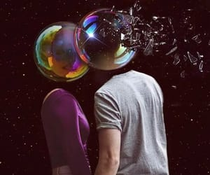 amor, forever, and bubble image
