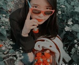 iu, kpop, and aesthetic image