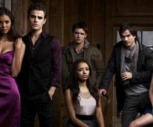 article, tv show, and Vampire Diaries image