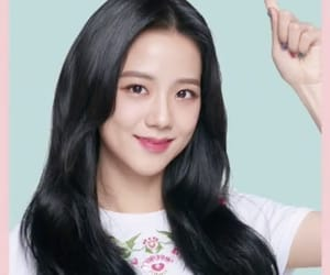 kpop, kim jisoo, and blackpink image