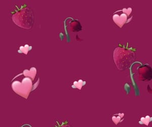 colors, heart, and pink image