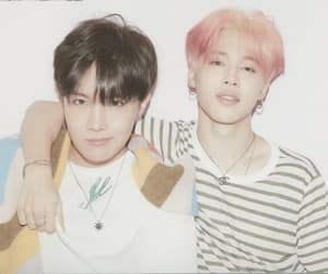 bts, park jimin, and hopemin image