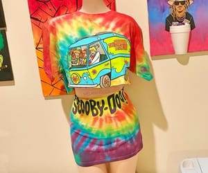 cartoon, clothing, and hippie image