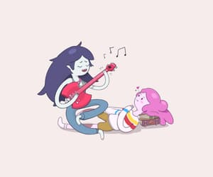 drawing, bonnibel, and marceline image