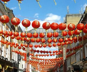 chinatown, london, and soho image