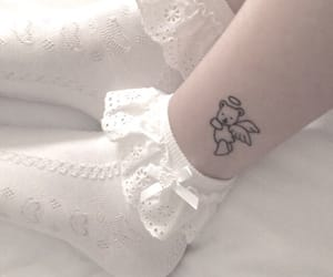 soft, tattoo, and aesthetic image