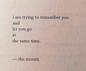 quotes, remember, and sad image