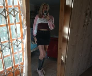blogger, fashion blogger, and fashionable image