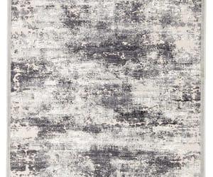 modern rugs, black - charcoal colors, and contemporary rug atlanta image
