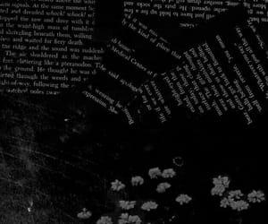 black, dark, and textures image