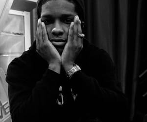 asap rocky and black image
