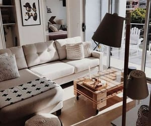 apartment, beautiful, and decor image