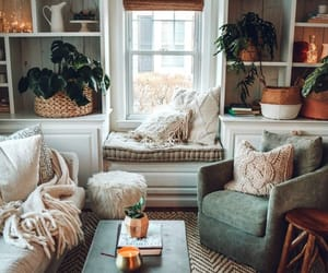 cozy, green, and wood image