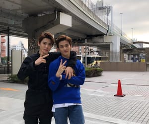 mark and jaehyun image