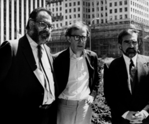 Francis Ford Coppola, martin scorsese, and woody allen image