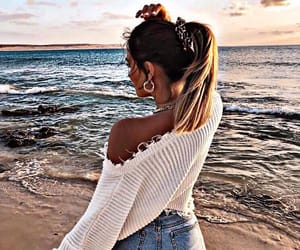 adventure, beach, and clothes image