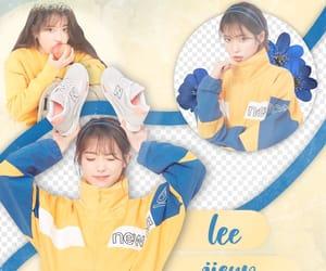 blue, lee jieun, and edit image
