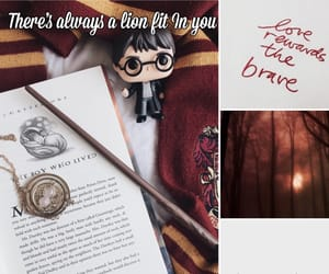 aesthetic, edit, and harrypotter image