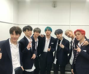 idol, bts, and kpop image