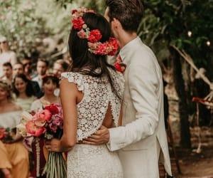belleza, boda, and boho image