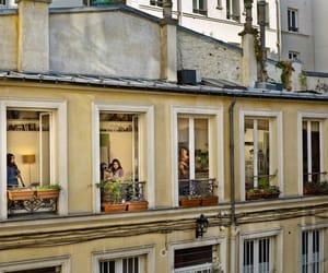 paris, apartment, and architecture image